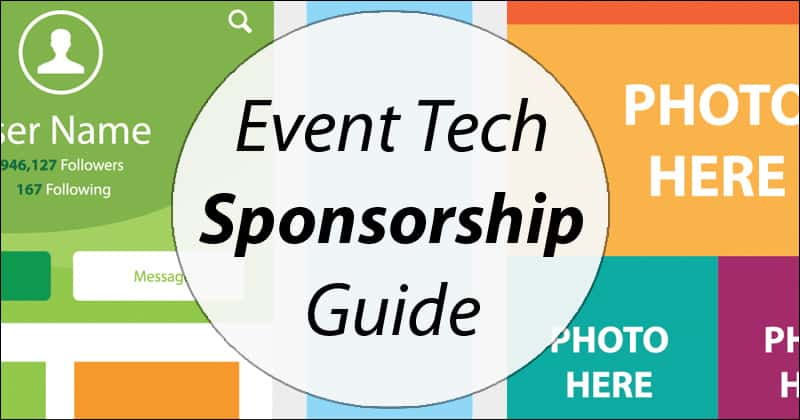 7 Great Event Technology Sponsorship Ideas
