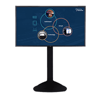 projector and digital signage rentals Baltimore