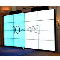 video wall digital signage rental