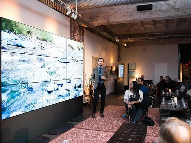 video wall rentals San Francisco