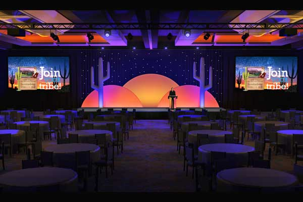 event stage design company