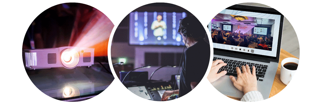 audio visual services Seattle